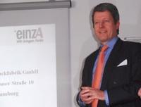 Ukrainische Delegation bei Farbenhersteller einzA in Hannover