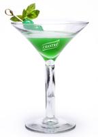 Das Jahr wird grün - auch im Cocktailglas