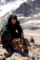 Vortrag: Bergsteiger Steve Kroeger zeigt wie man Ziele leicht erreicht