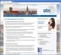 Geschäftsadresse in München mieten