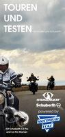 """""""Touren und Testen"""" mit der Motorrad-Ecke"""