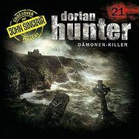 Geisterjäger trifft Dämonenkiller: furioses Crossover der erfolgreichen Hörspielreihen John Sinclair & Dorian Hunter