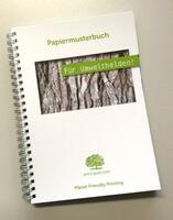 Papiermusterbuch für Umwelthelden