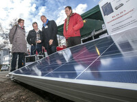 Fresh Energie- Kosten sparen mit selbst produzirten Strom