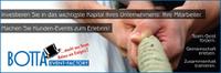 BOTTA EVENT-FACTORY macht Kundenevents und Firmenanlässe zum Erlebnis