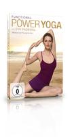 Functional Power Yoga mit Eva Padberg.  Das Workout von Young-Ho Kim -ab 17.05.2013 auf DVD.
