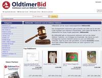 OIdtimer-Auktionshaus im Internet gestartet