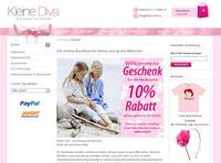 """Die Online-Boutique """"Kleine Diva"""" bietet Alles was Mädchen sich wünschen"""