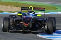 Nicolas Pohler startet 2013 in der European F3 Open