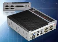 Lüfterfreier  Embedded-PC mit  16 x COM-Ports !