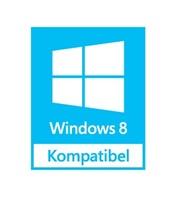 zenon 7.10 unterstützt den vollen Leistungsumfang von Windows 8