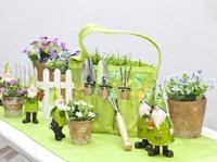 Frühlingszeit ist Gartenzeit! Gemütliches Ambiente schaffen