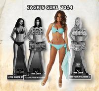 """Amtierende """"Miss European"""" Deone Robertson ist neues Gesicht der Marke JACK LINK"""