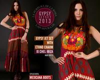 Gypsy Jetset - Kleiden Sie sich wie ein Gypsetter