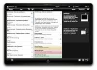 Das erste Lern- und Autorensystem für iPhone, iPad, Android Tablet und moderne Web Browser: Web2Touch