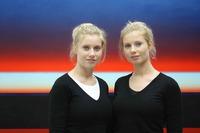 Fabrizius2: Zwillingsschwestern malen das Licht