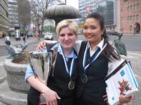 Doppelsieg für den Hotel Berlin, Berlin Nachwuchs