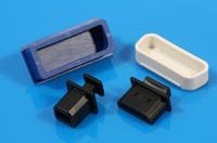 Zuverlässiger Schutz mit PC- und Interface-Staubschutzkappen
