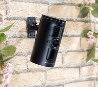 VisorTech Wetterfeste Überwachungskamera mit Nachtsicht und SD-Recording