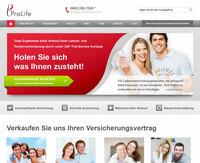 Fragen rund um Verkauf von Versicherung - ProLife GmbH gibt Ihnen umfassend Antworten