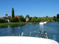 Urlaub mit dem Hausboot
