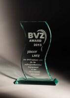 BVZ-Award 2013 für Jenny Latz