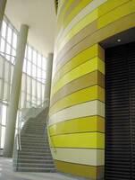 Verschmelzung von Design und Funktionalität - Lindner Wandverkleidungen
