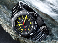 Stahlhartes Uhren-Highlight für Extremsituationen
