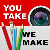 50 Tage Picapoco App: 50.000 Download, 5.000 Fotobücher, 5,0*