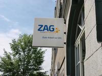 Deutschlandweite Neubeschilderung vollendet: ZAG Personal & Perspektiven im neuen Look