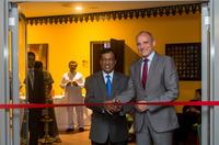 Sri-lankisches Ayurveda-Angebot in Berlin: Erstes Siddhalepa Ayurveda Center im centrovital eröffnet