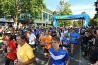 20. Tübinger ERBE-Lauf: Gut für die Gesundheit