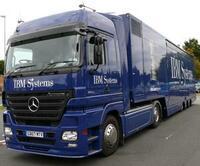 Expertlink  Meet the Experts im IBM Truck