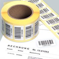 Systemkonforme Barcode-Etiketten für das Dokumentenmanagement