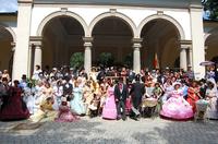 Staatsbad Bad Steben lädt am 13. und 14. Juli 2013 zum Biedermeierfest ein
