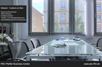 Office-Sharing im Business Center Frankfurt
