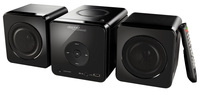 "auvisio Micro-Stereoanlage ""MHX-340.USB"" mit CD-Player, AUX, USB"