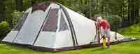Aufblasbares Zelt: In zehn Minuten zum Camping-Glück