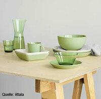 Alles so schön grün hier: Lothar John präsentiert die neuen iittala-Farben