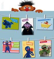 Sesamstraße: Jede Menge Postkarten zum 40sten!