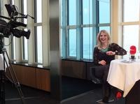 DSDS Gewinnerin zum Exklusiv-Interview im Radisson Blu Hotel