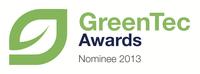 Offizielle Nominierung für den GreenTec Award 2013: One Earth - One Ocean e.V. für die Sammlung von Plastikmüll aus Gewässern