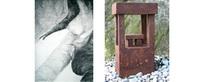Charlotte Dietrich und Franz Ferdinand Wörle:  Erdweibchen - Seelenhäuser, Zeichnung - Skulptur  7. Juni bis 14. Juli 2013 in der Staedtischen Galerie Rosenheim