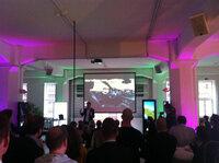 "Vortragsabend ""Innovation - do it right"" mit Nick Sohnemann im Digital Signage Innovation Center"
