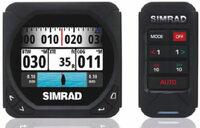 Simrad Multifunktions-Instrumente IS40 und Autopilot Kontrolleinheit OP10