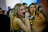 """Erfolgreiche Messeparty mit der Damenband """"Munich All Stars"""" auf der BAU 2013"""