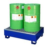Wassergefährdende Stoffe richtig lagern