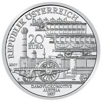 Männersache(n) bei Münze Österreich: Die Münzserie Österreichische Eisenbahnen als Vatertagsgeschenk