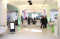 Digital Media Innovation Day von VAV Medientechnik und komma,tec redaction im Digital Signage Innovation Center