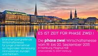 Neue Hamburger Messe phase:zwei schließt Frühbucherphase erfolgreich ab